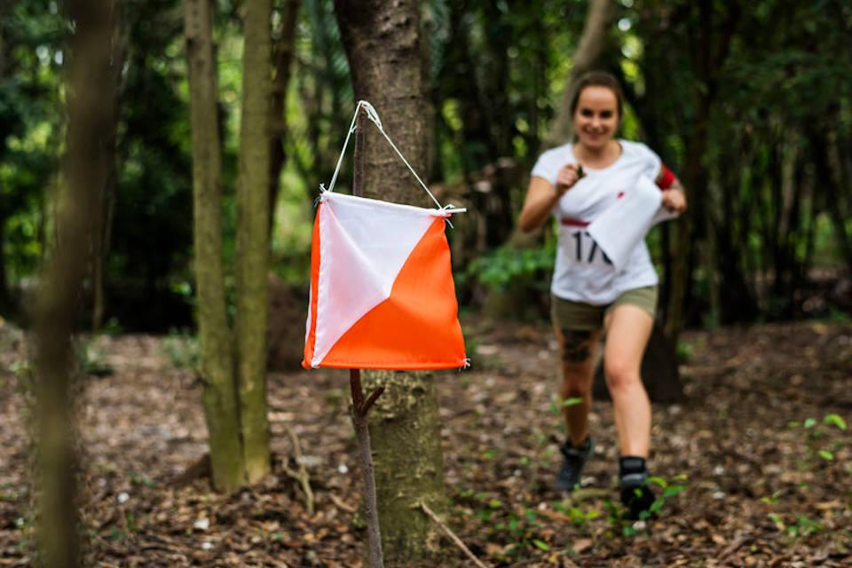 Orienteering: Staying at the Sloop Inn, Llandogo offers a great central base for orienteering throughout the lower Wye Valley, the Forest of Dean and the Brecon Beacons